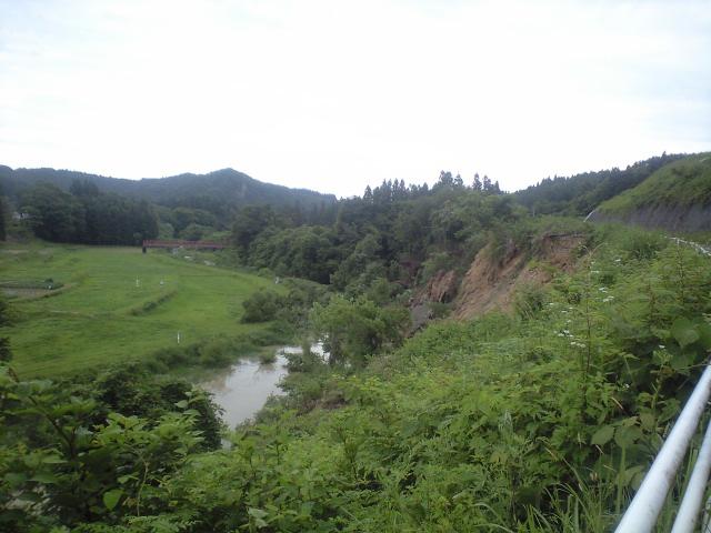 小規模な河道閉塞